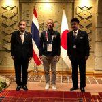 นายพิพัฒน์ รัชกิจประการ รัฐมนตรีว่าการกระทรวงท่องเที่ยวและกีฬา พร้อมคณะออกเดินทางไปยังประเทศญี่ปุ่น เพื่อเข้าร่วมพิธีเปิดการแข่งขันกีฬาโอลิมปิกเกมส์ โตเกียว 2020 – ข่าวกีฬา