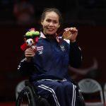 สายสุนีย์ จ๊ะนะ ประเดิมเหรียญทองแดงแรกให้ไทยในพาราลิมปิก – ข่าวกีฬา