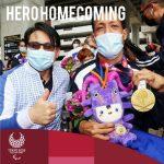 """ทัพฮีโร่พาราลิมปิกชุดสุดท้ายกลับไทย เข้ากักตัวโครงการ """"ภูเก็ต แซนด์บ็อกซ์ – ข่าวกีฬา"""